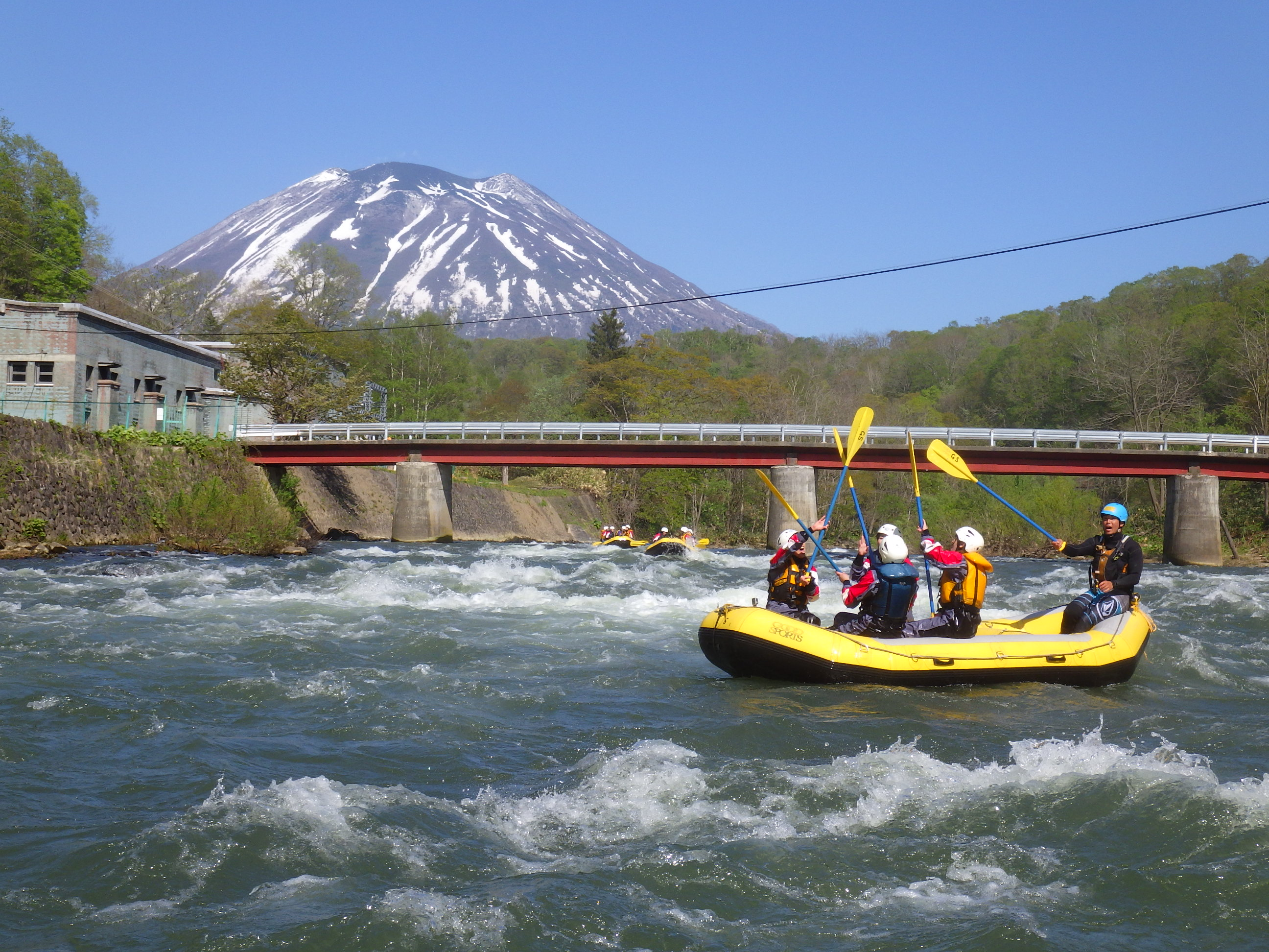 Spring Rafting (Web Discount)